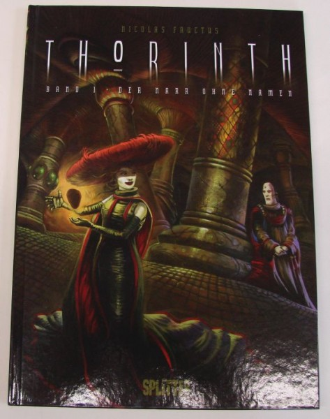 Thorinth (Splitter, B.) Nr. 1-5 kpl. (Z1)