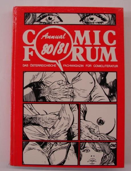 Comicforum Annual HC Jahrgang 1979 - 1985 (Z0-2)