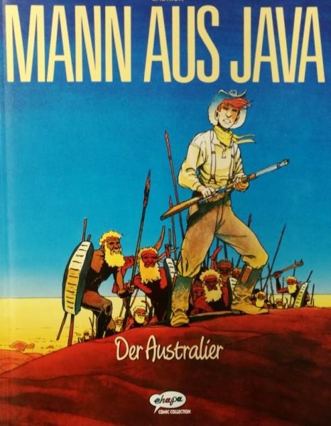 Mann aus Java (Ehapa, Br.) Nr. 1+2 kpl. (Z1)