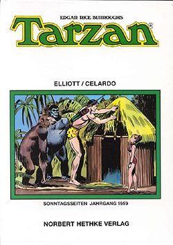 Tarzan Hardcover 1959