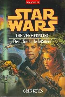 Star Wars: Das Erbe der Jedi-Ritter 08