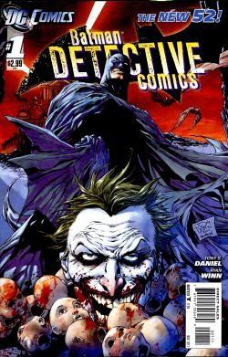 Detective Comics (2011) 1st Printing 1