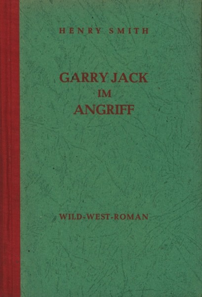 Garry Jack Leihbuch Garry Jack im Angriff (Bach)