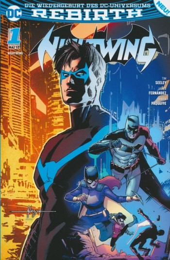 Nightwing (2017) 1