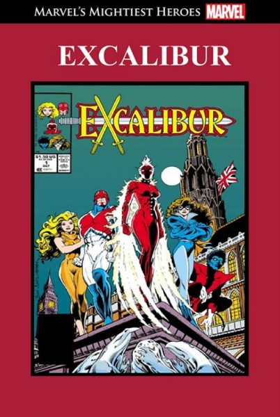 Marvel Superhelden Sammlung 76: Excalibur (03/20)