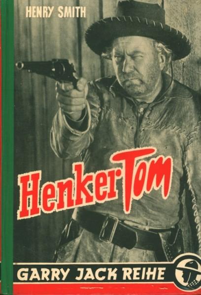 Garry Jack Leihbuch Henker Tom (Bach)