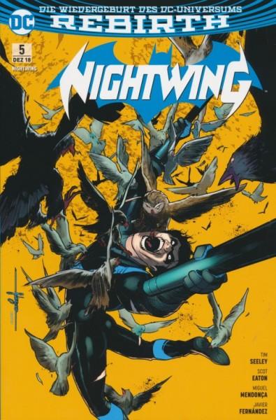 Nightwing (2017) 5