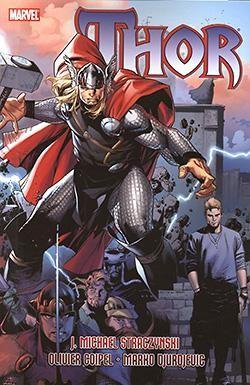 US: Thor by Straczynski Vol.2