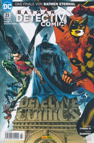 Batman Detective Comics (2017) 23