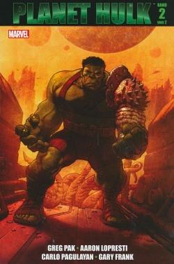 Planet Hulk 2 von 2 SC