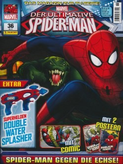Ultimative Spider-Man Magazin 36
