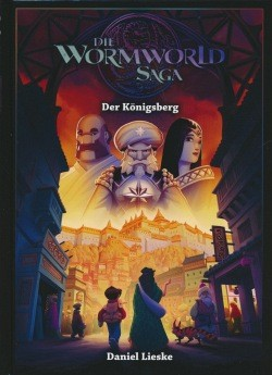 Die Wormworld Saga 3