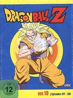 Dragon Ball Z DVD-Box 10