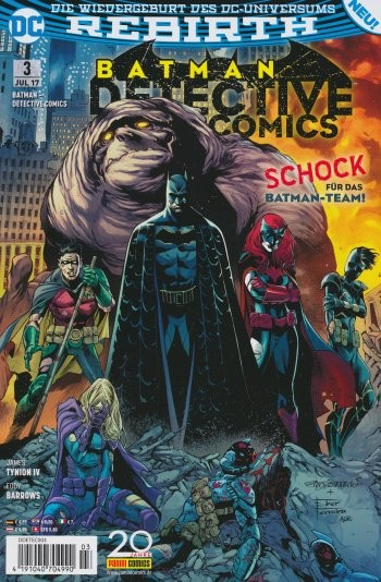 Batman Detective Comics (2017) 03