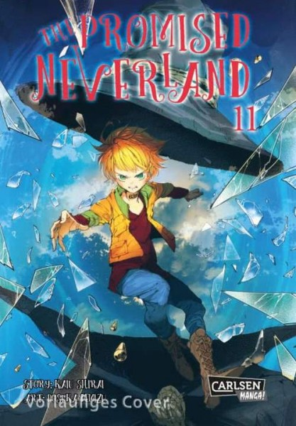 The Promised Neverland 11 (12/19)