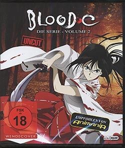 Blood-C - Die Serie Vol. 2 Blu-ray