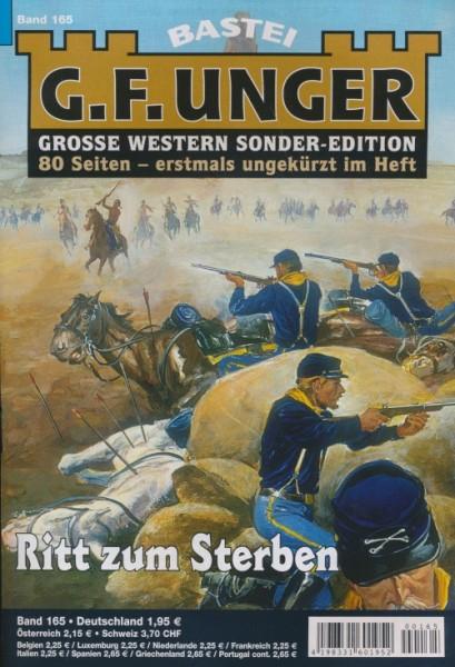 G.F. Unger Sonder-Edition 165