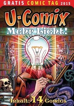 Gratis Comic Tag 2015: U-Comics, Mehr Licht!