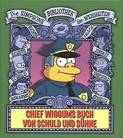 Simpsons Bibliothek der Weisheiten: Chief Wiggum