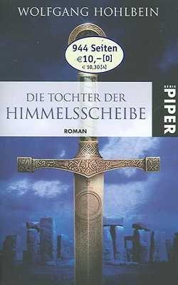 Hohlbein, W.: Die Tochter der Himmelsscheibe
