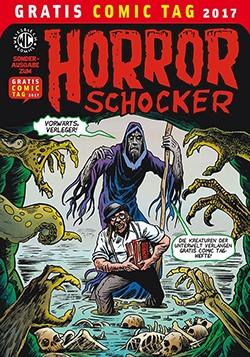Gratis Comic Tag 2017: Horrorschocker