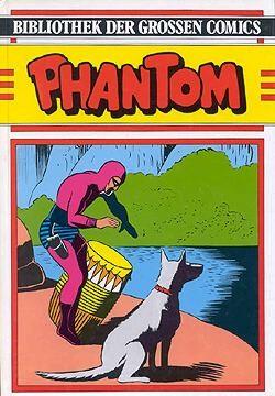 Bibliothek der großen Comics: Phantom