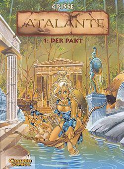 Atalante (Carlsen, Br.) Nr. 1-3 kpl. (Z1)