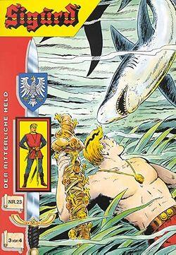 Sigurd 23 (Cover 3) limitiert