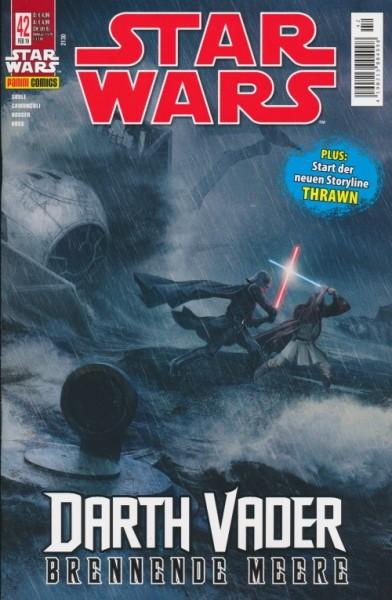 Star Wars Heft (2015) 42 Kiosk-Ausgabe