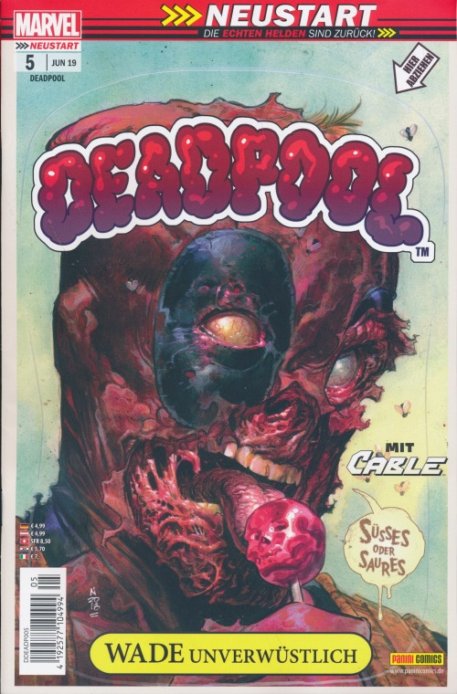 Deadpool Deutschland