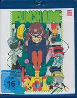 Punch Line Vol. 2 Blu-ray