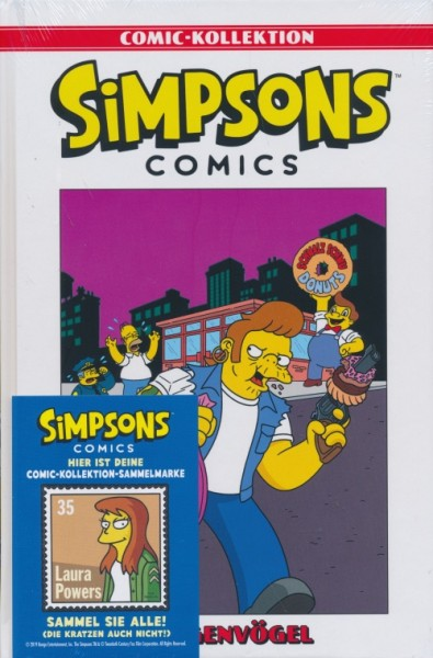 Simpsons Comic Kollektion 35