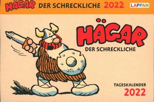 Hägar Tageskalender 2022