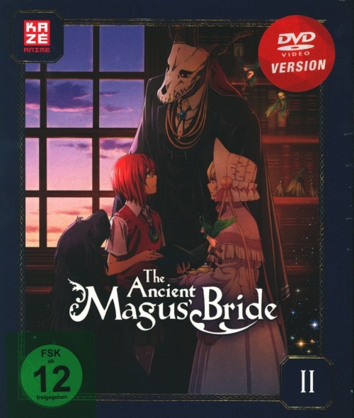 Ancient Magus Bride 2 DVD