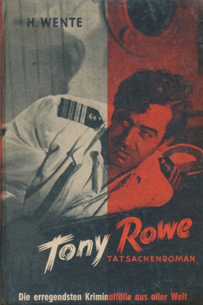 Wente, H. Leihbuch Tony Rowe (Pfriem)