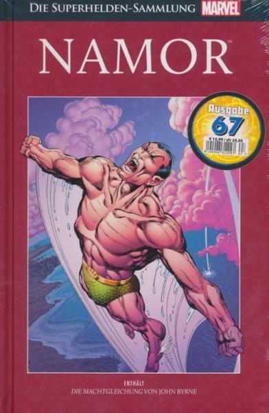 Marvel Superhelden Sammlung 67: Namor
