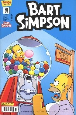 Bart Simpson 70