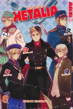 Hetalia - Axis Powers 6