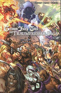 Grimm Fairy Tales: Traumfresser-Saga 2