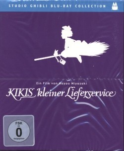 Kikis kleiner Lieferservice Blu-ray