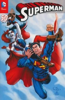 Superman (2012) 50 Variant Stuttgart Con