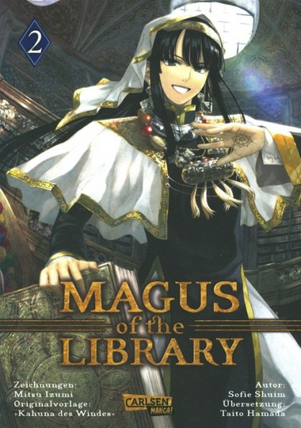 Magus of the Library 2