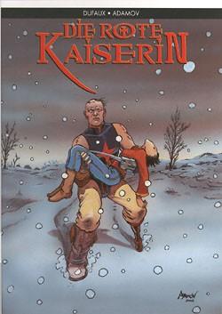 Rote Kaiserin (Splitter/Kult Editionen/Finix, B.) Nr. 1-4 kpl. (Z1)
