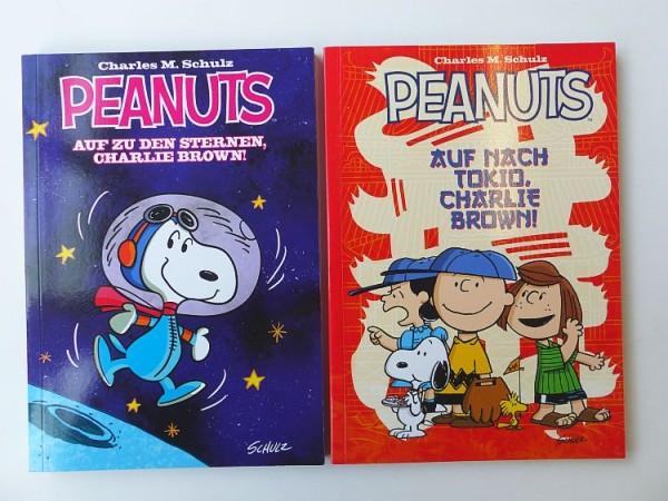 Peanuts (Crosscult, Br.) Nr. 1-12 kpl. (Z1)