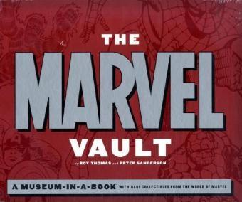 Marvel Vault (Running)